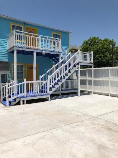 Galveston Multi Family Home For Sale: 1526 22nd Rear Street