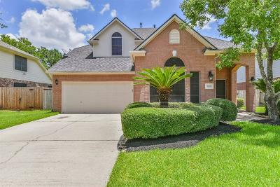 Tomball Single Family Home For Sale: 16206 Castlegrove Court