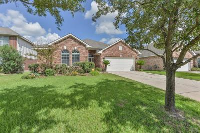 Tomball Single Family Home For Sale: 12706 Sienna Trails Drive