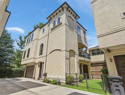Houston Single Family Home For Sale: 6310 Hamman St #B