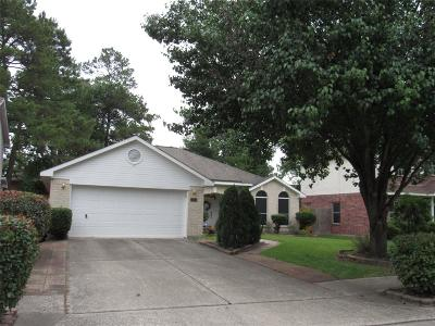 Humble Single Family Home For Sale: 2807 Eagle Nest Lane