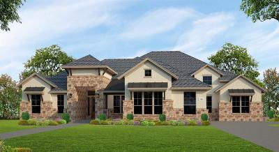 Fulshear Single Family Home For Sale: 8643 Blue Ridge Trail
