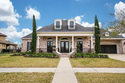 Katy Single Family Home For Sale: 23211 Two Harbors Glen Street