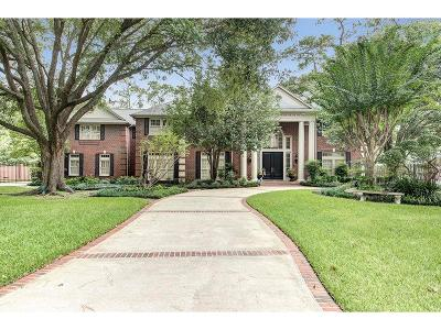 Harris County Single Family Home For Sale: 1 Heritage Court