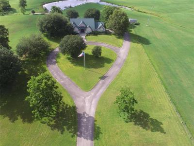Conroe Farm & Ranch For Sale: 14740 Millmac Road