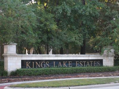 Humble Residential Lots & Land For Sale: 86 Kings Lake Estates Boulevard