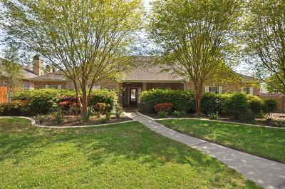 Kingwood Single Family Home For Sale: 15 New Oak Trail