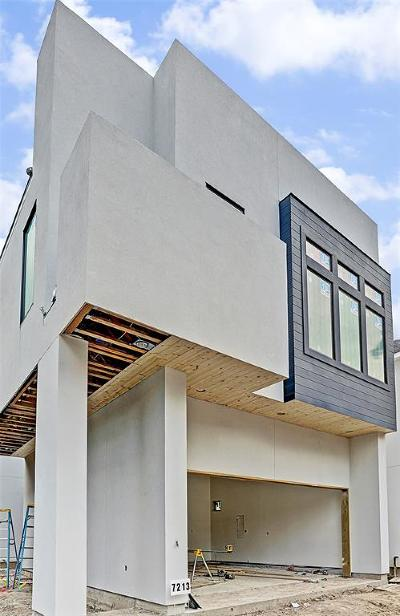 Houston Single Family Home For Sale: 7213 Tickner Street