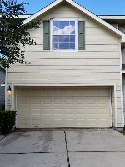 Houston Condo/Townhouse For Sale: 13039 Peppergate Lane