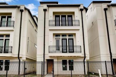 Houston Single Family Home For Sale: 2204 Stuart