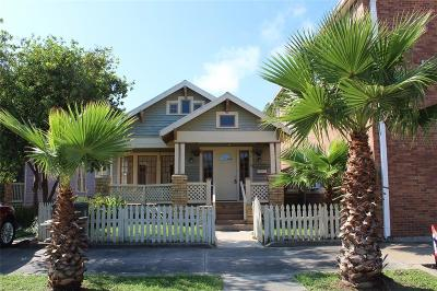 Single Family Home For Sale: 3314 Avenue O 1/2 Street