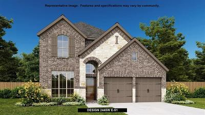 Pearland Single Family Home For Sale: 13609 Canyon Ranch Drive