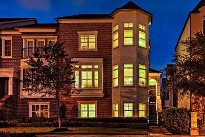 Sugar Land Condo/Townhouse For Sale: 1302 Lake Pointe Parkway