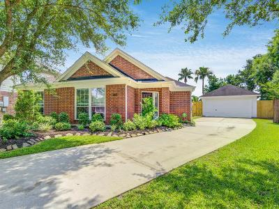 League City Single Family Home For Sale: 3104 Bent Sail Court