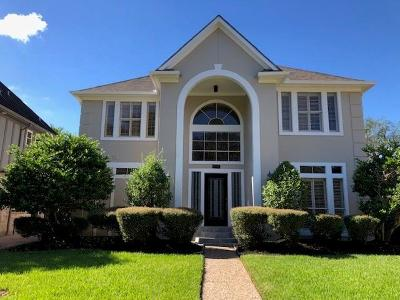 Sugar Land Single Family Home For Sale: 426 Lakeside Boulevard