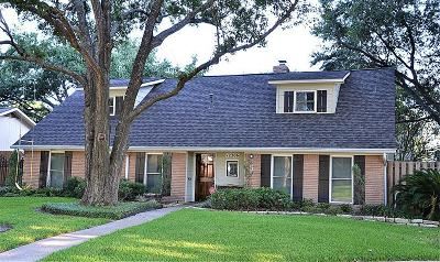 Harris County Single Family Home For Sale: 12306 Queensbury Lane
