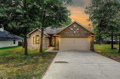 Montgomery TX Single Family Home For Sale: $199,000