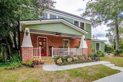 Houston Single Family Home For Sale: 3221 Oakdale Street