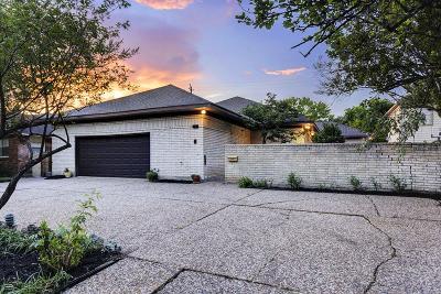 Houston Single Family Home For Sale: 2126 Macarthur Street