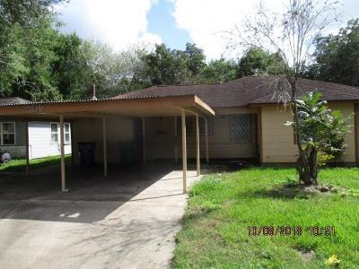 Angleton Single Family Home For Sale: 509 Evans Street