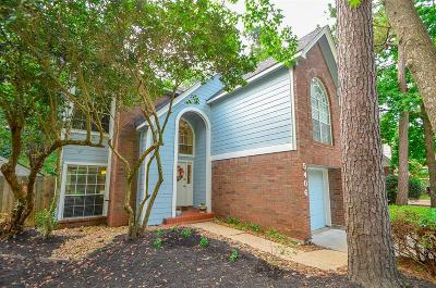 Kingwood Single Family Home For Sale: 5406 Maple Square Drive