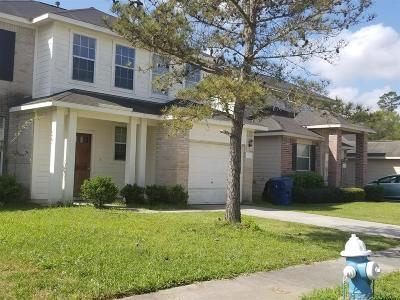 Humble Single Family Home For Sale: 7510 Deloache Avenue