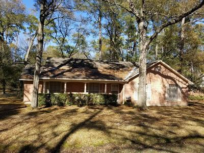Houston Single Family Home For Sale: 9830 Warwana Road