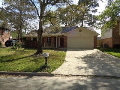 Tomball Rental For Rent: 22723 Black Willow Drive