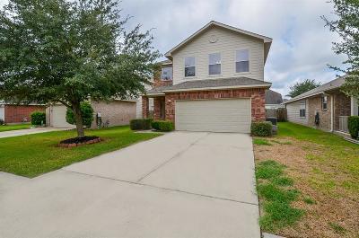 Tomball Single Family Home For Sale: 11411 Hemington Drive