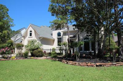 The Woodlands Single Family Home For Sale: 150 Capstone Circle