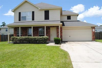 Willis Single Family Home For Sale: 14039 Tanning Lane