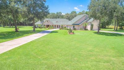 New Caney Single Family Home For Sale: 21991 Hardwood Trail