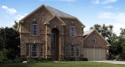 Rosenberg Single Family Home For Sale: 2006 Oxley Manor Lane