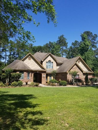 Huffman Single Family Home For Sale: 26822 Eagles Landing