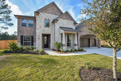 Montgomery Single Family Home For Sale: 114 Notloc Court