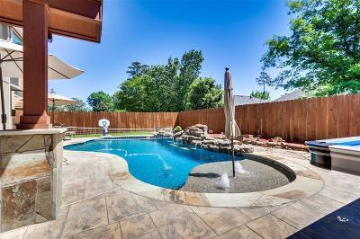 Kingwood Single Family Home For Sale: 21517 Towerguard Drive