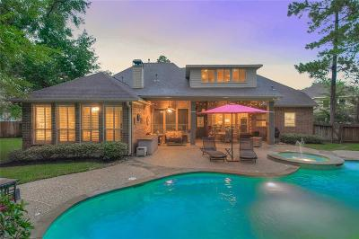 The Woodlands Single Family Home For Sale: 6 Mammoth Springs Court