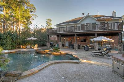 The Woodlands Single Family Home For Sale: 30 Griffin Hill Court