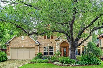 Houston Single Family Home For Sale: 6018 Rose Street