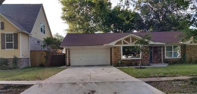 Houston Single Family Home For Sale: 4942 Wigton Drive