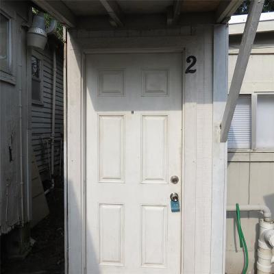 Galveston Rental For Rent: 3912 N #2