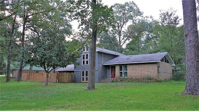 Single Family Home For Sale: 25522 Timber Lake Drive