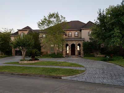 Katy Single Family Home For Sale: 1735 W Amber Chase