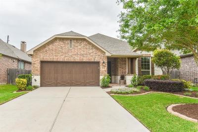 Richmond Single Family Home For Sale: 21034 Barrett Woods Drive
