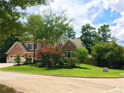 The Woodlands Single Family Home For Sale: 23 Marquise Oaks Place