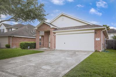 Katy Single Family Home For Sale: 18222 Dusty Terrace Lane
