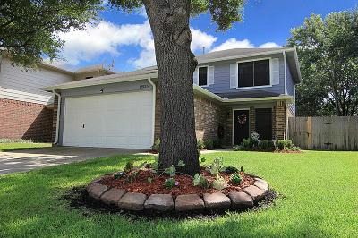 Tomball Single Family Home For Sale: 19526 Sandy Bank Drive