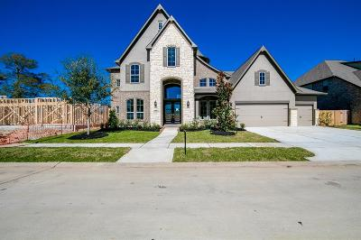 Tomball Single Family Home For Sale: 11034 Stone Legend Drive