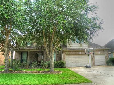 League City Single Family Home For Sale: 5320 Magnolia Green Lane