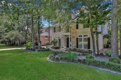 The Woodlands Single Family Home For Sale: 87 Rush Haven Drive